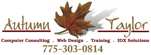 AutumnTaylor.net Computer Consulting . Website Design