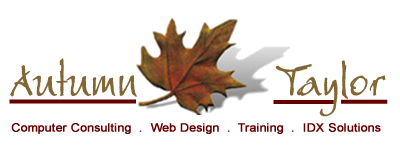 AutumnTaylor.net Computer Consulting . Website Design